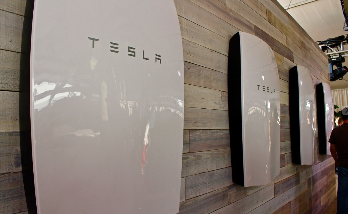 Tesla Powerwall Solar Battery
