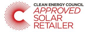 approved solar retailer and installer