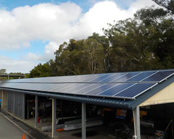 commercial solar example 1