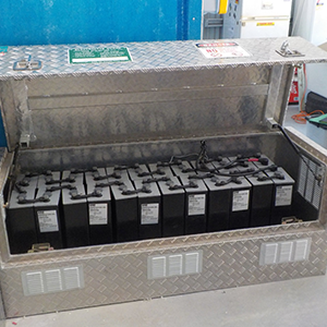 Energy Store Cell Batteries
