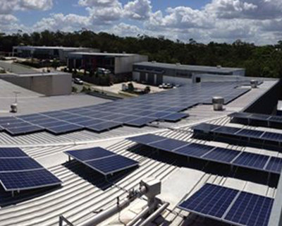 commercial solar example 5