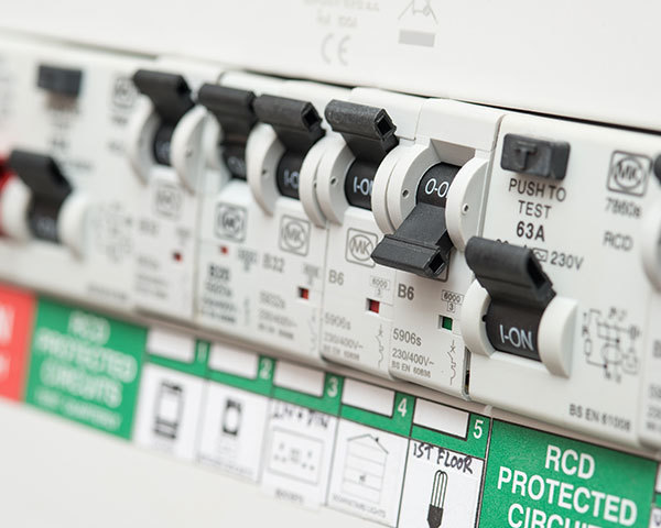 safety switches repairs and installations
