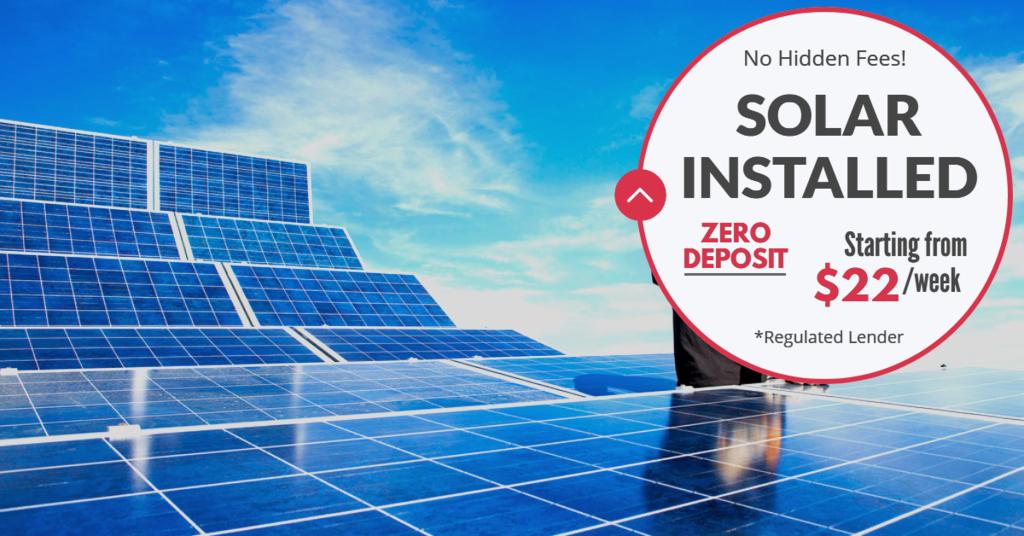 Solar Finance Deals